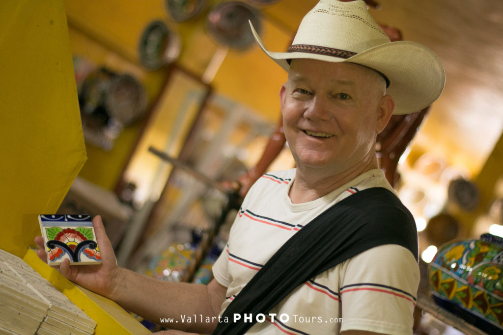 walking tours with your very own vacation photographer in vallarta + Food tour with Peter Bray