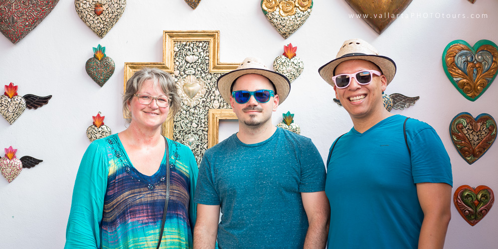 Puerto Vallarta Cultural Walking Tours by Local Guides who love Vallarta. Vacation Photographer.