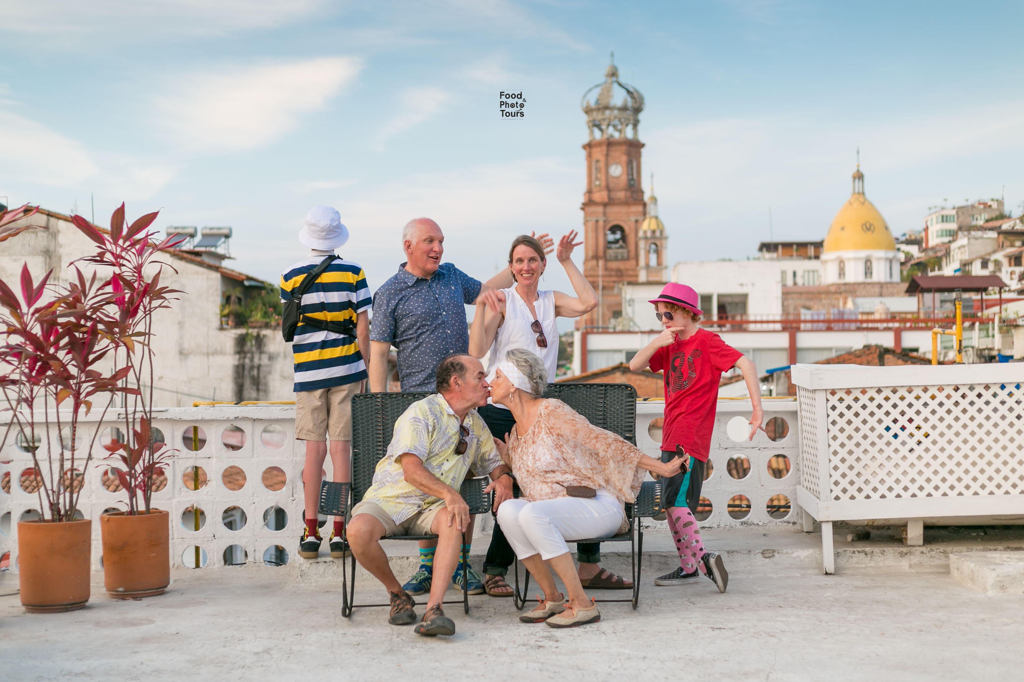 Private Food and City tour in Puerto Vallarta with a Foodie and Destination Photographer