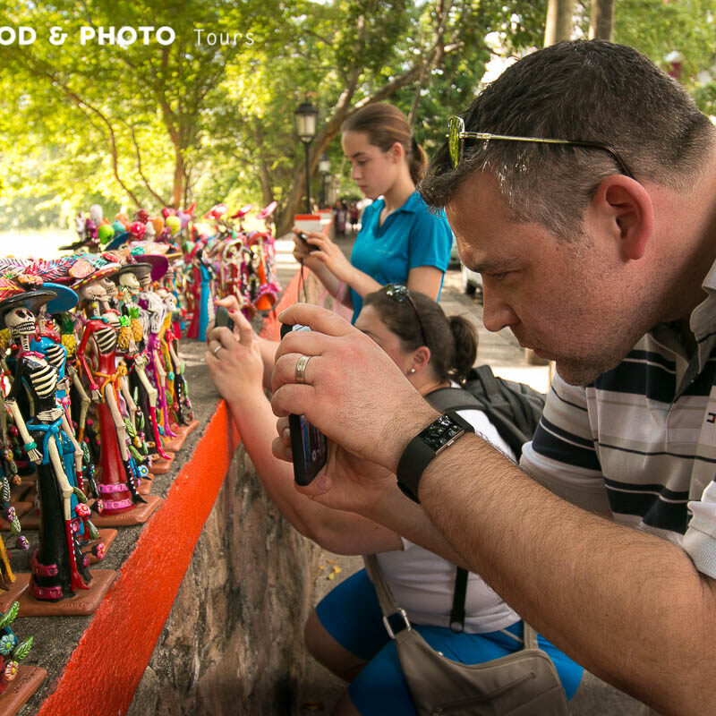 Photography Workshops and PhotoWalks in Puerto Vallarta by Food and Photo Tours